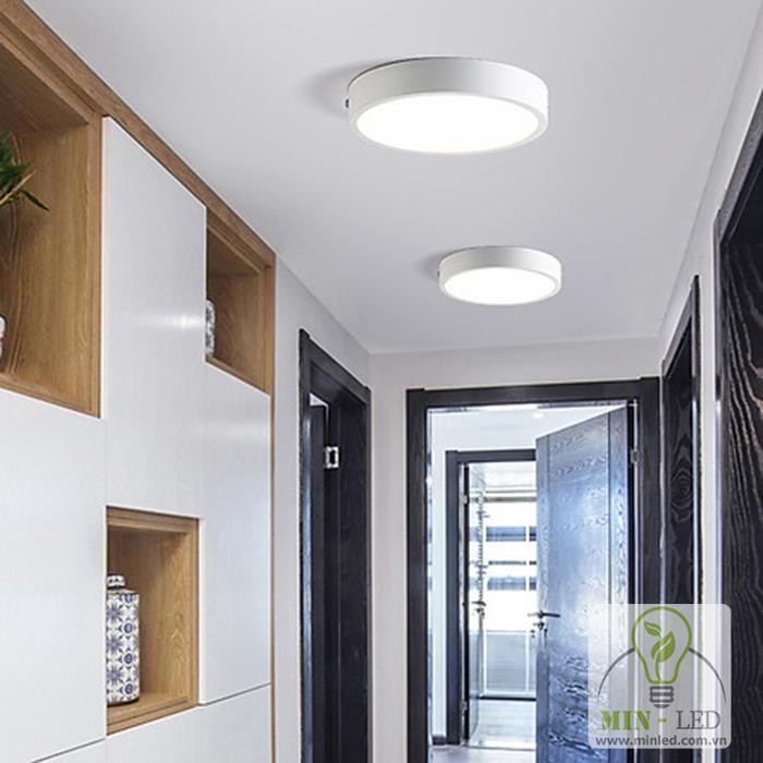 Đèn LED ốp trần tròn 15W LN12 170