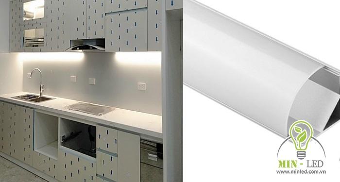 Đèn LED chữ V KT601