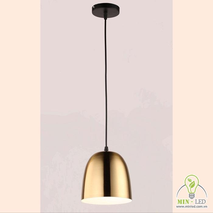 đèn thả trần quán cafe phong cách hiện đại 2