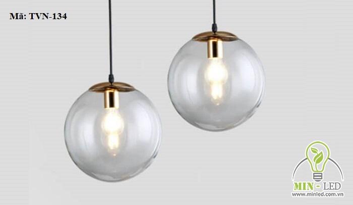 đèn thả trần quán cafe phong cách hiện đại 4