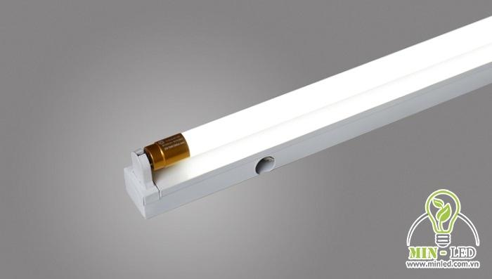 Tuýp LED kính mờ được sử dụng phổ thông hơn, chiếu sáng cho các công trình dân dụng