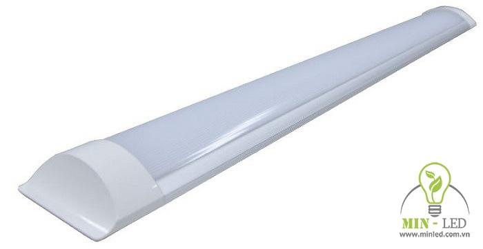 Loại đèn tuýp LED này sở hữu nhiều ưu điểm về chất lượng và kiểu dáng nên được sử dụng nhiều cho công trình hiện đại