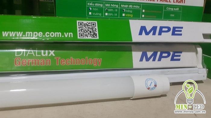 Thương hiệu MPE cho sản xuất các sản phẩm chất lượng, tính ứng dụng cao, ánh sáng đều...