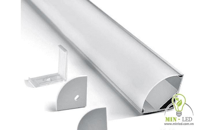 Loại đèn này có cấu tạo rất đơn giản, mang tính ứng dụng cao