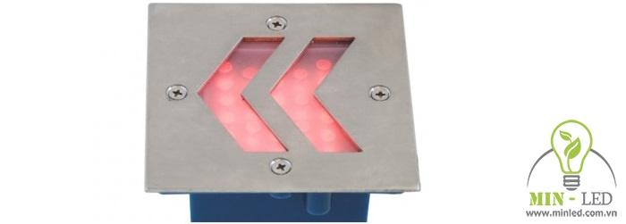 Mẫu đèn âm đất Duhla ALA001 có công suất 5W