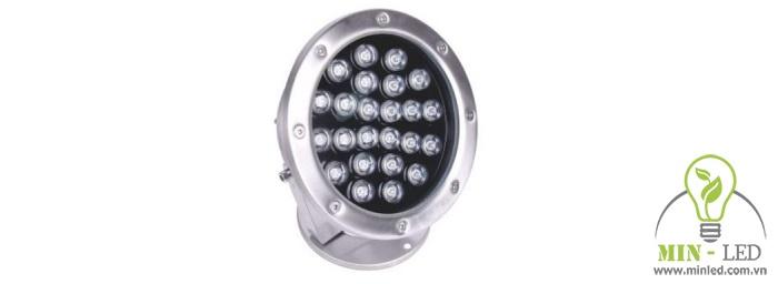 Đèn âm nước HS-ALD24 có công suất 24W
