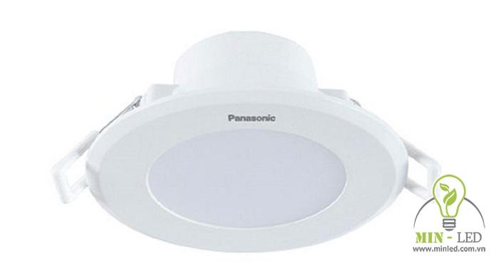 Đèn âm trần chống thấm của Panasonic đang được nhiều gia đình lựa chọn