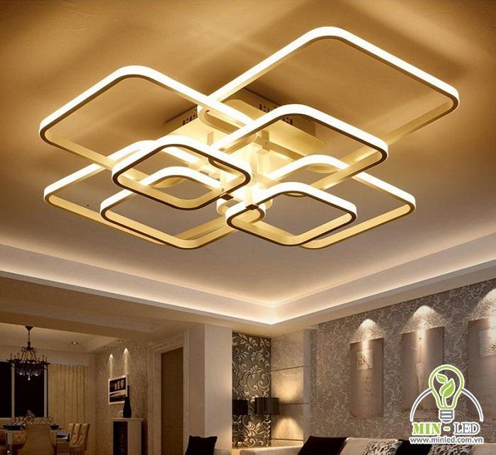 Không gian có thiết kế cổ điển thì chọn màu ánh sáng vàng.