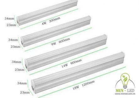 Top mẫu đèn tuýp LED 30cm chất lượng – Báo giá chi tiết 2021