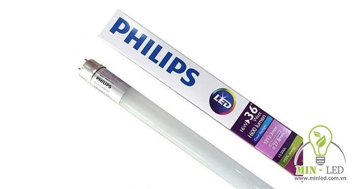 Philips cung cấp các sản phẩm tuýp LED nhỏ chất lượng cao, độ bền vượt trội