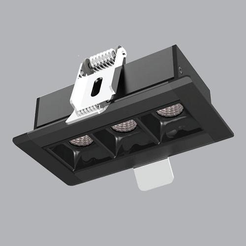 Đèn LED âm trần 6W MPE RLS-03