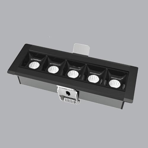 Đèn LED âm trần MPE 10W RLS-05