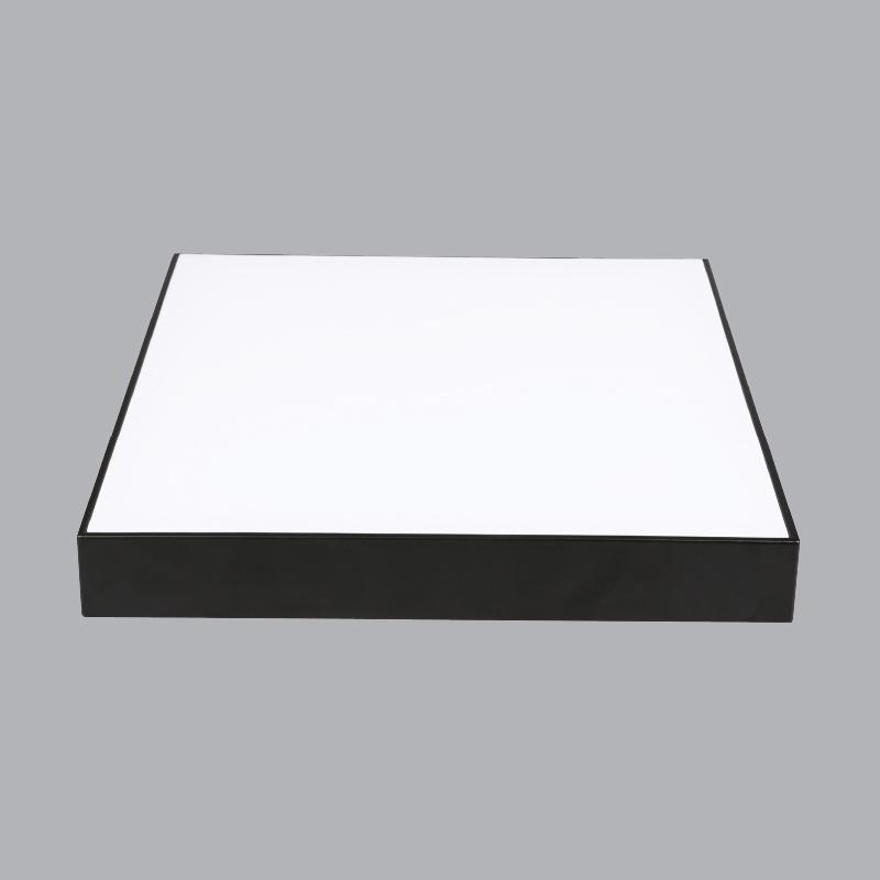 Đèn LED ốp trần gắn nổi tràn viền MPE 48W vuông 1 màu SSDLB-48T-N-V