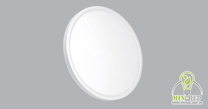 Đèn LED trang trí phòng ngủ ốp trần MULTI CEILING MCL-15W MPE hình tròn có kích thước nhỏ gọn. Sản phẩm có thiết kế mỏng nhẹ, dễ dàng lắp đặt. Ánh sáng đủ 3 màu: trắng, vàng, trung tính đem đến nhiều lựa chọn cho các gia đình.