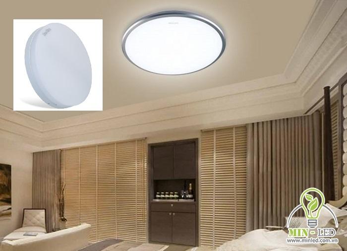 đèn led ốp trần phòng ngủ