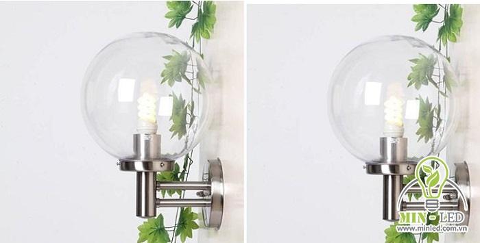 Đèn LED trang trí phòng ngủ treo tường ROL203 có kiểu dáng rất tự nhiên