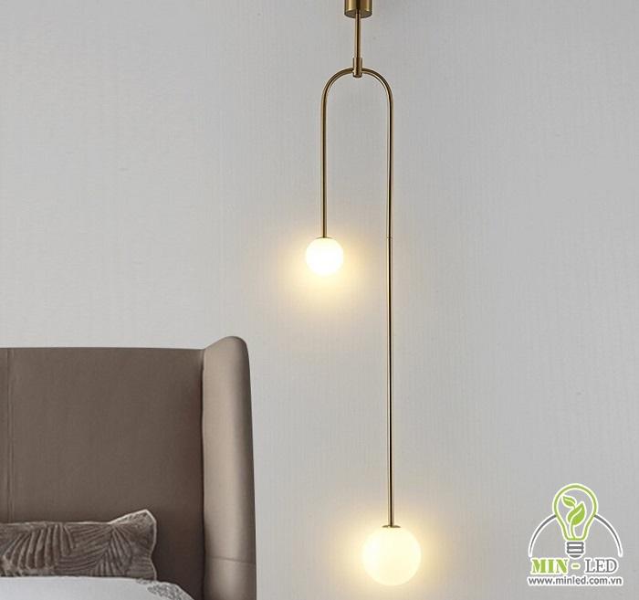 đèn thả trần phòng ngủ