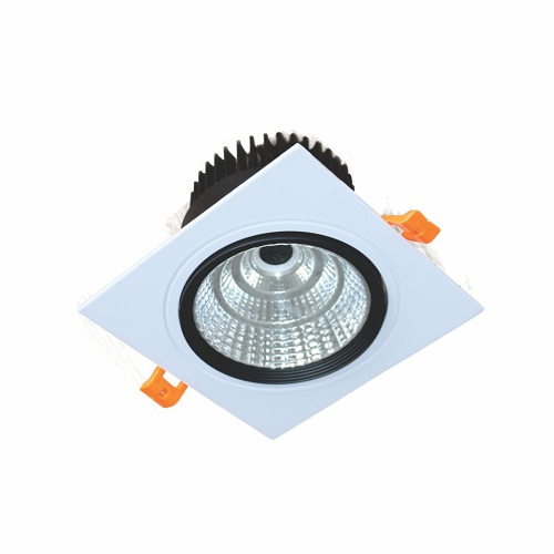 Đèn LED âm trần Duhal 9W DFC2091