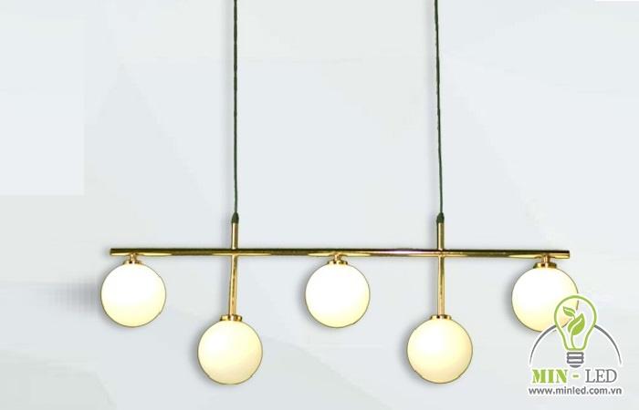 Bóng đèn thả trần TTK21.5 có kiểu dáng rất đơn giản